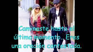 Blessed -subs Spanish -Christina Aguilera