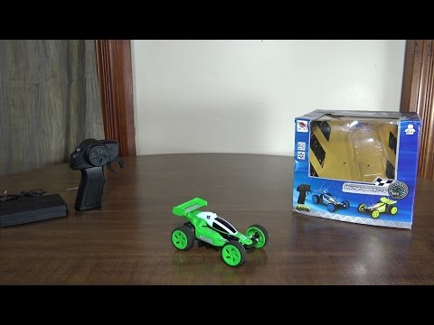 Feilun – FC089 Mini High Speed RC Car – Review and Run