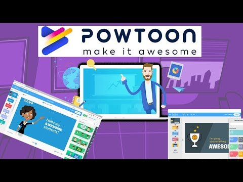 Tutorial: How to Use Powtoon FREE (updated)