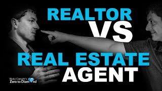 Realtor vs Real Estate Agent