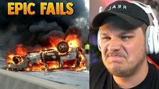 Funny Fails - Reaction