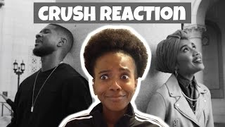 "Yuna ft. Usher - ""Crush"" (Official Audio) REACTION"