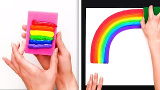 35 STUNNING ART TECHNIQUES THAT WILL SATISFY YOU