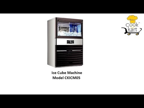 Ice Cube Machine 70Kg