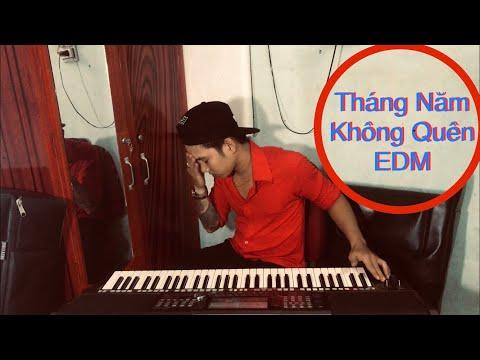 Tháng Năm Không Quên EDM | H2k x KN | Cover Organ L-KB
