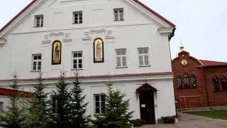 preview picture of video 'Podlasie (70) Supraśl - monaster Zwiastowania Przenajświętszej Bogurodzicy 11.05.2012'