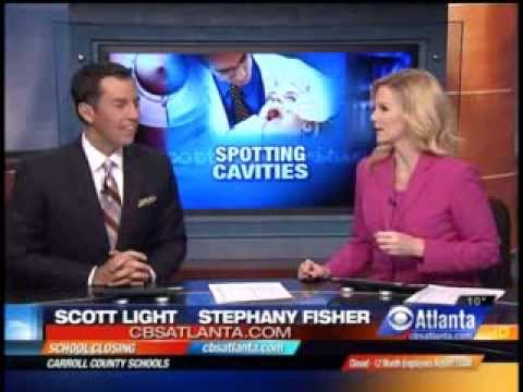 CamX Spectra featured on WGCL CBS Atlanta with Dr. Golsen