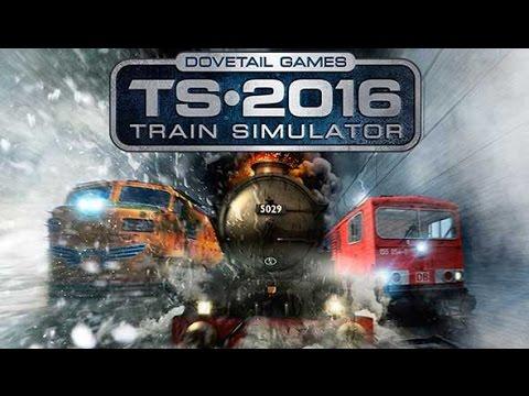 [Обзор] Train Simulator (Симулятор поезда)