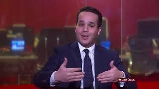 مناورة عالية بين عضوان الأحمري و عبدالباري عطوان تنتهي لصالح الأحمري وبابتسامة لا يفوتكم