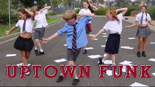 Uptown Funk Mark Ronson Ft Bruno Mars Cover By Ky Baldwin