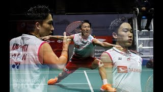 2019 Singapore Open MS Final - Badminton Highlights | Momota Vs Ginting