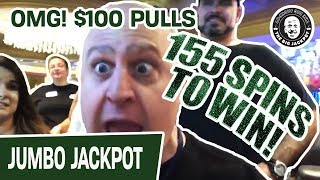 😱 155 Spins to Win! 💸 $100 PULLS on Wheel of Fortune GROUP SLOT PULL