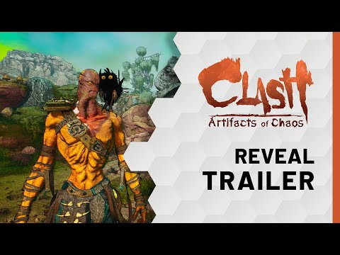 Bande-annonce de Clash: Artifacts of Chaos