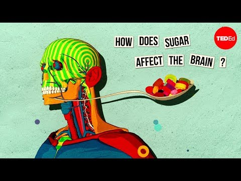 How Sugar Affects the Brain?