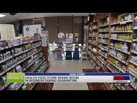 , title : 'Small Business Spotlight: The Only Earth health food store