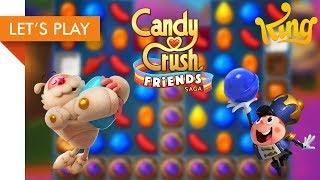 Let's Play - Candy Crush Friends Saga iOS (Level 666 - 670)