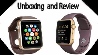 a86859a5ff4 Ibs A1 Smartwatch   Unboxing   Review