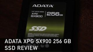 ADATA XPG SX900 256 GB SSD Review