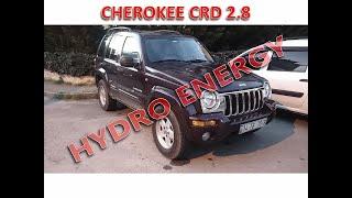 Jeep cherokee crd hidrojen yakıt tasarruf cihaz montajı
