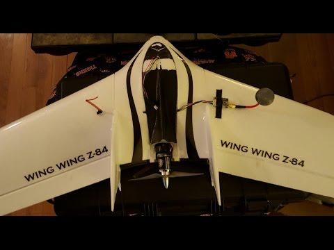 testing-2836-2700kv-motor-wing-wing-z84-4s-setup