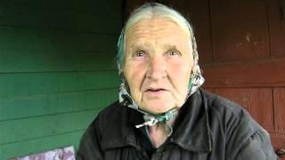 Говор жителей старых Борков