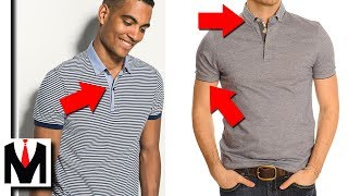Polo Shirts For Men | 5 Signs Of A Stylish Polo Shirt