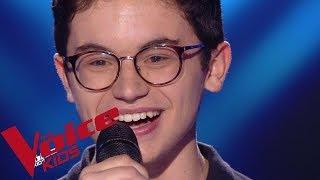 Maitre Gims – Changer   Morgan   The Voice Kids France 2018   Blind Audition