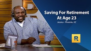 Saving For Retirement At Age 23