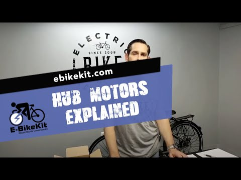 E-BikeKit | Hub Motors Explained