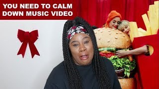 Taylor Swift   You Need To Calm Down Music Video |REACTION|