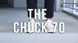 A Better Converse | The Chuck 70