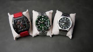 Meine 3 Lieblingsuhren || Schöne Uhren für kleines Budget