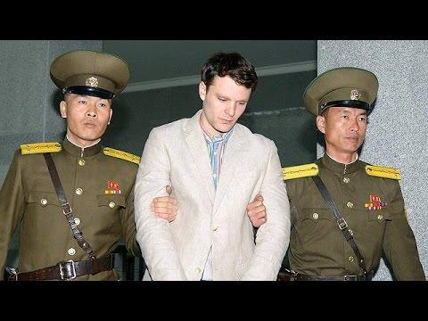 Β. Κορέα: Σε πολυετή καταναγκαστικά έργα καταδικάστηκε αμερικανός φοιτητής