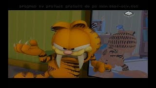 The Garfield Show | Agentul X/Portocaliu Si Negru  [Română]