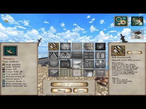 Видео № 0 из игры Огнем и мечом 2: На Карибы [PC]