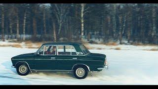 JDMщики против ТАЗоводов, серия 2: Зимний дрифт ВАЗ 2103 vs. Toyota chaser
