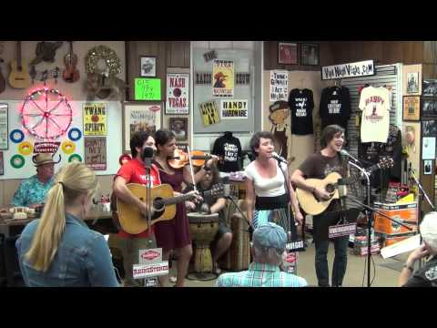 """Sing it Easy"" at Viva NashVegas Radio Show"
