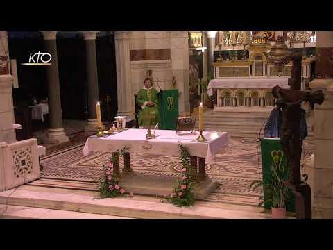 Messe du 1er février 2021 à Notre-Dame de la Garde