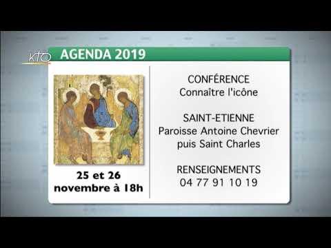 Agenda du 18 novembre 2019