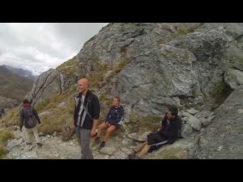 Video of Routeburn Track 28-30 January 2014 Flying Kiwi