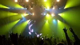 Avicii - Exclusive Concert at Roseland Ballroom NYC 10-10-13 Levels, Atlas, Lay Me Down Vid #4
