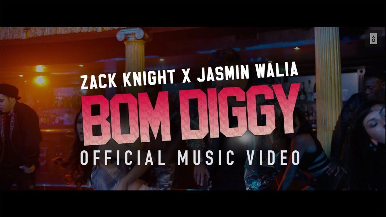Zack Knight x Jasmin Walia - Bom Diggy (Official Music Video)  downoad full Hd Video