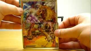 8 Legend Pokemon Cards (BCBM)