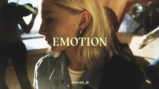 Astrid S - Emotion (Acoustic)