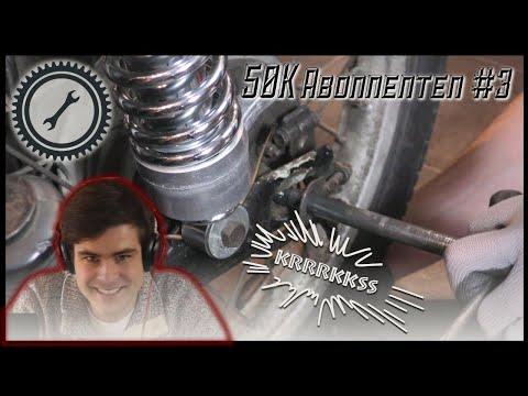 Das mysteriöse Simson Geräusch #3 - 50.000 Abonnenten Special