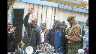 Rift MPs read mischief in the Mau evictions - VIDEO
