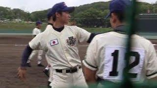 吉永健太朗 リラックス・キャッチボール Baseball2011-619