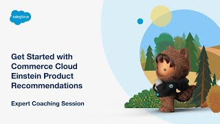Get Started with Salesforce Commerce Cloud Einstein Product Recommendations