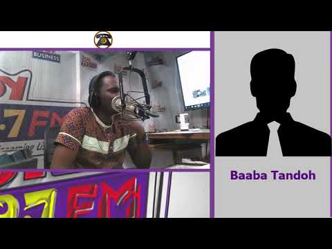 Lockerrom on Joy FM (13-10-18)
