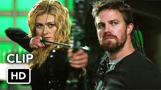 "Сериал ""Стрела"", Arrow 8x05 ""Oliver Trains Mia"" Clip (HD)"